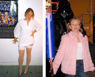 Star Wars hits Newcastle / My big moment with Darth Vadar, Tower Records, San Francisco