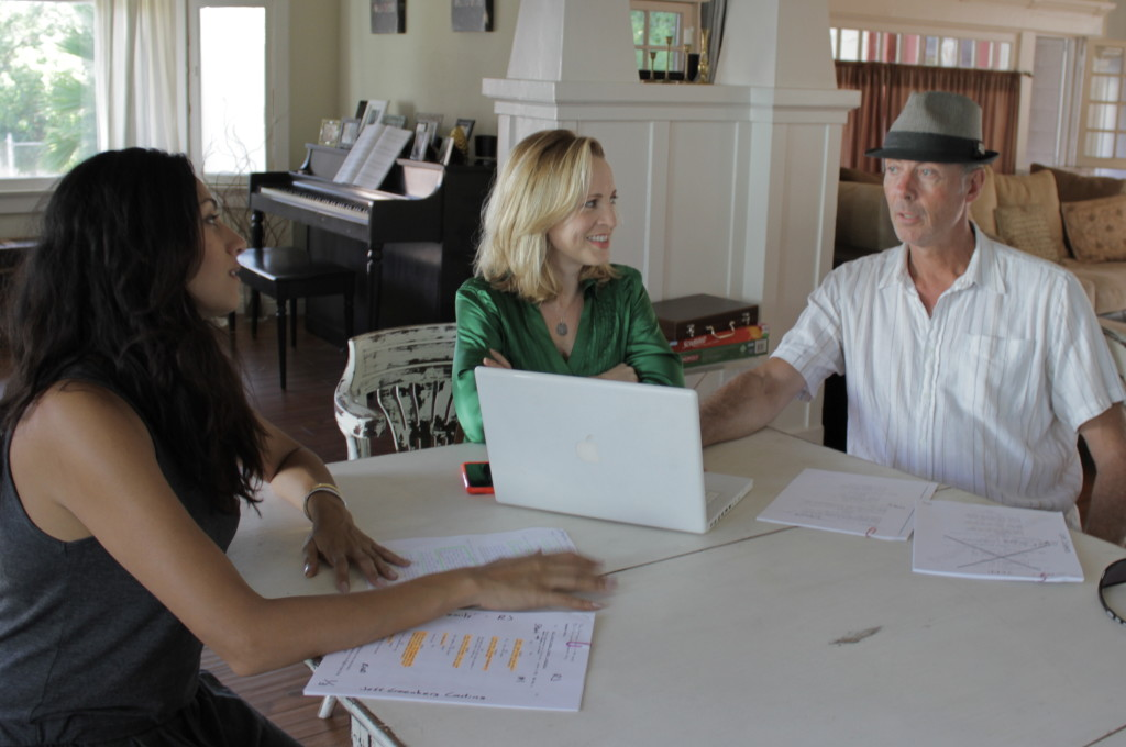 Accent Integration with Gaby Santinelli, Hollywood.